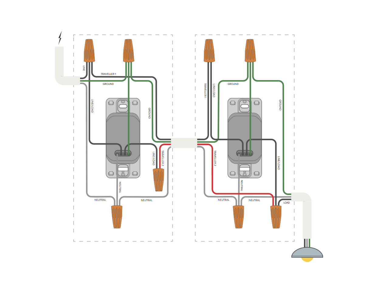 Noon Home Support 3 Way Wiring Diagram Standard Multi